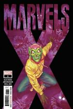 Marvels X 1-6 Miniseries NM First Printing