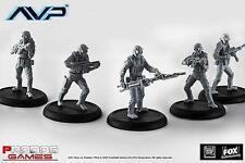 Nuevo Aliens vs Predator comienza la caza tranquilícese Yutani comandos expansión UK