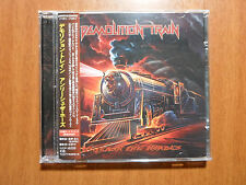 Demolition Train - Unleash the Hordes JAPAN Edition Greece Power Metal w/Bonus