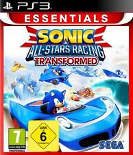 PS3 Spiel Sonic & und Sega All-Stars Racing Transformed NEU&OVP Playstation 3