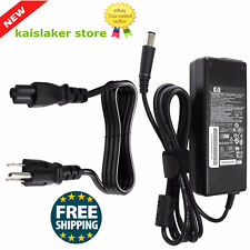 90W Genuine HP Elitebook 8440P 8400 8500 8700 8460P 8470P Adapter Charger OEM US