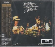 Kenny Loggins With Jim Messina - Sittin' In SONY SBM JAPAN PROMO PICTURE GOLD CD