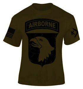 101st Airborne Division T-shirt I Patriot I Air Assault I Veteran I Infantry