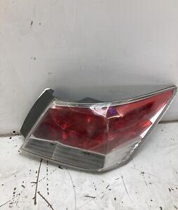 For 2008 2009 2010 2011 2012 Honda ACCORD Tail Light Right Passenger