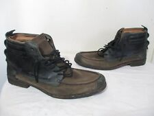 TIMBERLAND BOAT COMPANY COUNTERPANE CHUKKA BOOTS ANKLE BOOTS MEN'S SZ 10