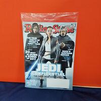 Rolling Stone December 2017 Star Wars Jedi Confidential New/Sealed Nashville Now