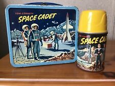 VINTAGE TOM CORBETT SPACE CADET LUNCHBOX