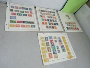 Nystamps Honduras mint old stamp collection Scott page