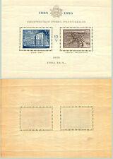 Latvia, 1939, SC B97, mint, Souvenir Sheet. e1430