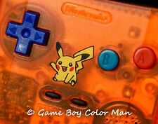 Nintendo Game Boy Color Orange Pikachu Limited Edition  *MINT* ~ *CONSOLE ONLY*