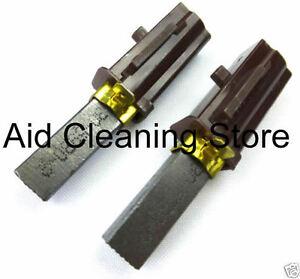 TO FIT Henry Hoover Vacuum Carbon Motor Brushes Brush Pair Hetty NRV200