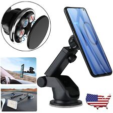 Magnetic Car Mount Holder Windshield Dashboard Suction Stand For Cell Phone GPS