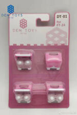 Transformers Den Toys DT-01 Chest Upgrade Kit for FT24 Rouge Arcee In stock