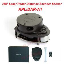 RPLiDAR A1 360° Laser Radar Scanner Lidar Sensor Distance 12M Detection Module