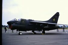 2/212 Vought A7 Corsair United States Air Force Kodachrome  Slide