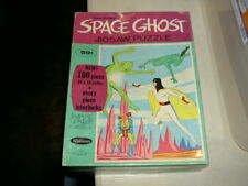 VINTAGE HANNA BARBERA WHITMAN BOXED SPACE GHOST PUZZLE 1968