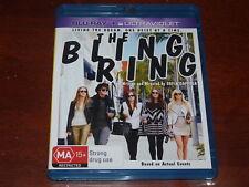 The Bling Ring - RB Bluray Drama True Events Sophia Coppola