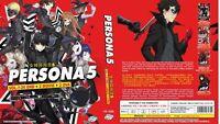 PERSONA 5 the Animation (VOL.1 - 26 End + 2 Movie + 2 OVA) ~ English Dub Version