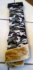 48 IN CAMO FAUX FUR CABIN HUNTERS  TREE SKIRT CHRISTMAS DECORATION PATRIOTIC