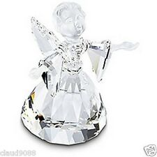 "SWAROVSKI SILVER CRYSTAL ""ANGEL"" 194761 MINT IN BOX RETIRED 2006"