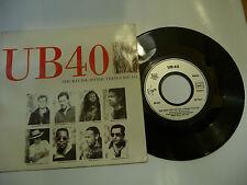 """UB 40""""THE WAY YOU DO THE THINGS YOU DO-disco 45 giri VIRGIN 1989"""" REGGAE"""