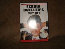 DVD Ferris Bueller's Day Off sealed Matthew Broderick
