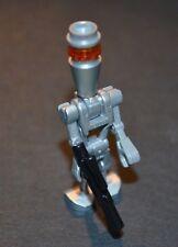 Silver Assassin Droid w/ Medium Blaster ~ Minifigure ~ Star Wars ~ NEW LEGO