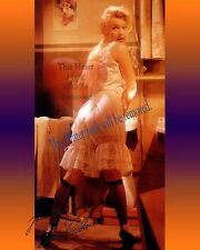 MARILYN MONROE 8X10 GLOSSY PHOTO PICTURE IMAGE 1950's Celebrity, M220
