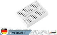 Universal 170 Pin mini Breadboard mit Klebepad weiß für Arduino Raspberry Pi