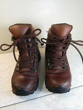 Merrell Explorer III Performance Brown Leather Hiking Boots Women's Size US 5.5
