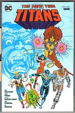 New Teen Titans vol 9 tpb, Marv Wolfman, George Pérez, José Luis García-López