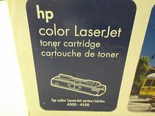 NEW HP Color Laserjet Toner Cartidge Black 4500-4550 C4191-00903 *FREE SHIPPING*