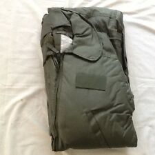 USAF MILITARY NOMEX FLIGHT SUIT COVERALLS FLYERS 50 RegCWU-64/P COLD WEATHER NEW