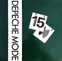 FRENCH VINYLE MAXI 12'' DEPECHE MODE LITTLE 15 EDITION (AVEC POINCON PROMO) 1988