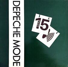 FRENCH VINYLE MAXI 12'' DEPECHE MODE LITTLE 15 EDITION (AVEC POINCON PROMO) 1988