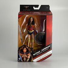 Mattel DC Multiverse Batman v Superman WONDER WOMAN Figure