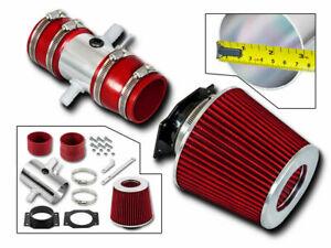 Short Ram Air Intake Kit + RED Filter for 95-99 Maxima / Infinit I30 3.0L V6