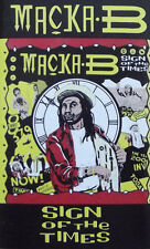 Macka B - Sign Of The Times Cassette Tape - SEALED & NEW copy - Mad Professor