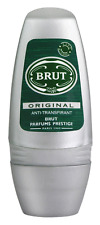 4 x BRUT ROLL ON Original Anti-con deodorante 50ml