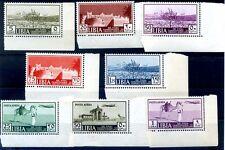LIBIA 1939 - XIII FIERA DI TRIPOLI SERIE NUOVA ** ADF
