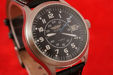 POLYOT cal. 2614.2H PILOT Aviator Russian MILITARY syle luxury watch Poljot