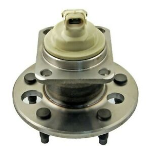 Axle Bearing and Hub Assembly Rear Coni-Seal 512151