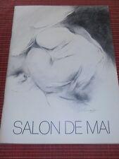 SALON DE MAI YVON 1979 (ref 58 )