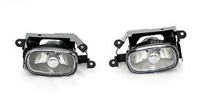 Front fog lights lamp Set New left right Mitsubishi Outlander 2003-2006 NEW SET