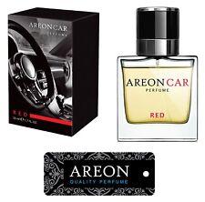 Original Areon LUX Auto Parfüm Lufterfrischer Duftdose Duftbaum RED LINE 50 ml
