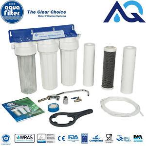 Aquafilter FP3-2 3 Stage Water Filter System HMA