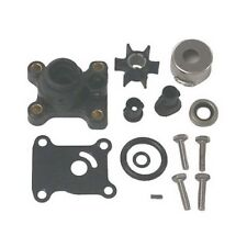 Water pump kit impeller & housing & gasket 9.9 15 hp  Johnson Evinrude outboard