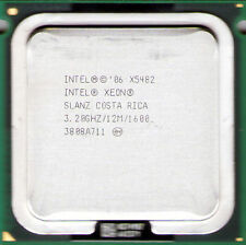 Intel Xeon X5482 3.2GHz 12M 1600 Quad-Core SLANZ Sockel 771 PC CPU