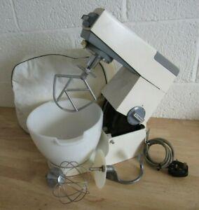 Vintage Kenwood Chef Mixer A701A 1960s Retro Kitchen Appliance (Hospiscare)