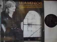 Il mio angolo, Ulla-se non già per sempre-LP 1983 D con insert